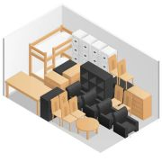 storage illustration image